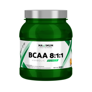 Maximum Effect Nutrition Bcaa 8:1:1 Anabolic Power 500g