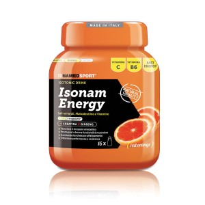 Named Sport Isoname Energy 480g