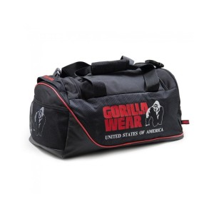 Gorilla Wear Torba Treningowa Jerome Bag Black/Red