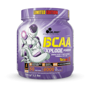 Olimp Bcaa Xplode Powder 500g Dragon Ball