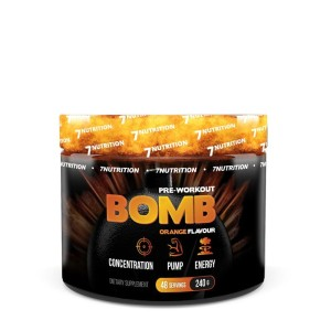 7Nutrition Bomb Pre-Workaut 240g