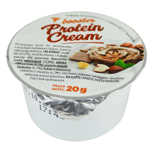 Trec Booster Protein Cream 20g chocolate nuts