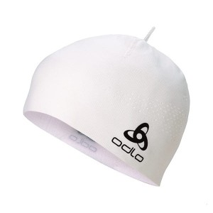 Odlo Czapka Hat MOVE LIGHT white