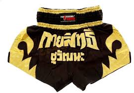 Spodenki do Muay Thai Amber