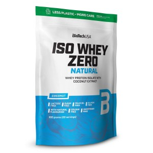 BioTech USA Iso Whey Zero 1816g Natural