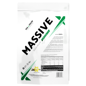 Maximum Effect Nutrition Massive Maximum Growth 2500g