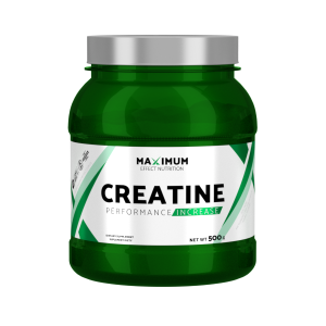 Maximum Effect Nutrition Creatine Performance Increase 500g