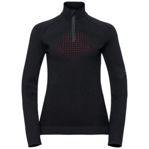 Odlo Bluza Tech. Damska I-Thermic Midlayer 1/2 Zip