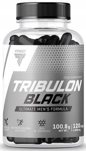 Trec Tribulon Black 120kap