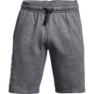 Under Armour Spodenki Rival Fleece SL Short grey