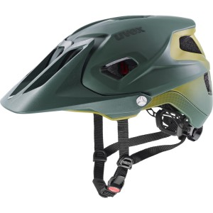 Uvex Kask Rowerowy Quatro Integrale TOCSEN Forest Mustard Mat