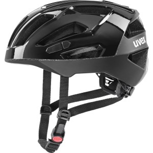 Uvex Kask Rowerowy Gravel-X All Black Shiny