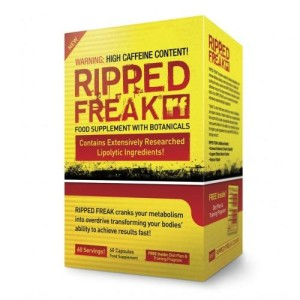 Pharma Freak Ripped Freak 60kap