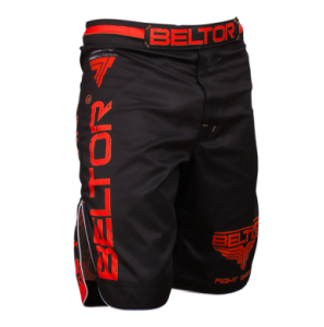 Beltor Spodenki MMA Red Punch