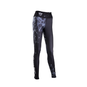 Olimp Women's Leggins  Galaxy black