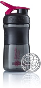 Blender Bottle Sportmixer 500ml black pink