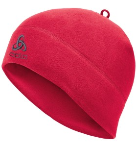 Odlo Czapka Hat MICROFLEECE red