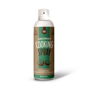 Trec Olej Kokosowy w Aerozolu  Cooking Spray 201g