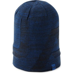 Under Armour Czapka Men's 4-in-1 Beanie blue