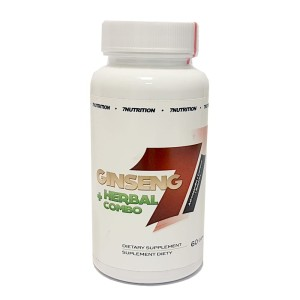 7Nutrition Ginseng + Herbal Combo 60kap