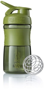Blender Bottle Sportmixer 500ml moss green