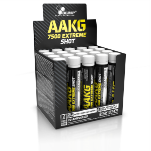 Olimp Amp AAKG 7500 Extreme Shot 25ml