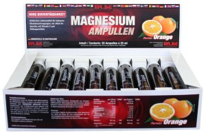Mr Big Magnesium Liquid 20x25ml