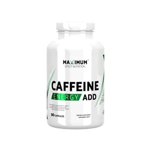 Maximum Effect Nutrition Caffeine Energy Add 90kap
