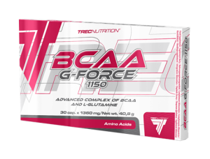Trec Bcaa G-Force 30kap Box