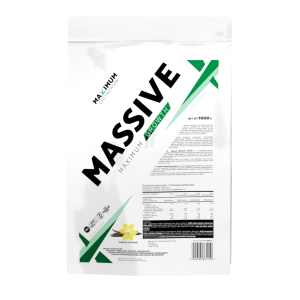 Maximum Effect Nutrition Massive Maximum Growth 1000g