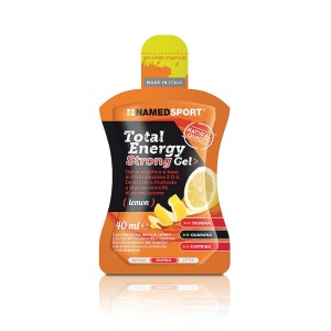 Named Sport Total Energy Strong Gel 40m