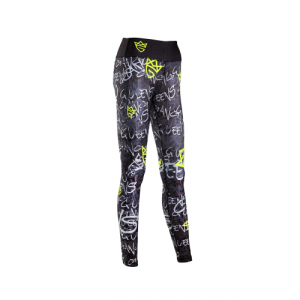 Olimp Women's Leggins Graffiti black