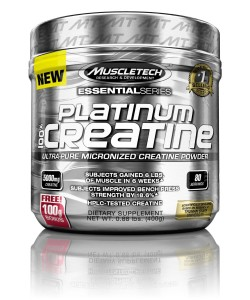 MuscleTech Creatine 100% 400g