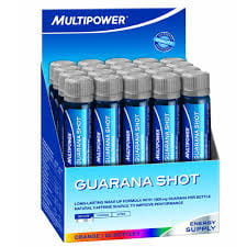 Multipower Guarana Shot amp