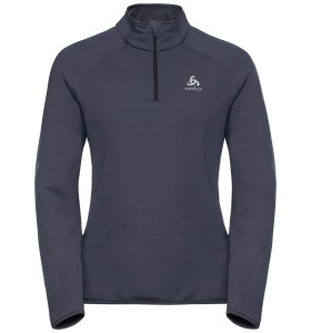 Odlo Bluza Tech. Damska Midlayer 1/2 zip Carve Warm sandy/beach