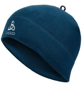 Odlo Czapka Hat MICROFLEECE navy blue
