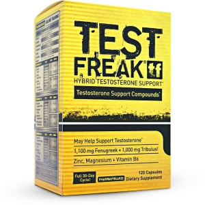 Pharma Freak Test Freak 120kap