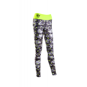 Olimp Women's Leggins Digital Camo gray