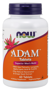 Now Adam Male Multi 60tab