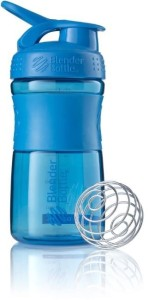 Blender Bottle Sportmixer 500ml cyan