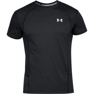 Under Armour  T-Shirt Threadborne SWFT SS Tee black