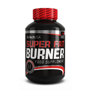 BioTech USA Super Fat Burner 120tab