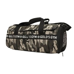 Golds Gym Torba Treningowa Camo Barrel Bag
