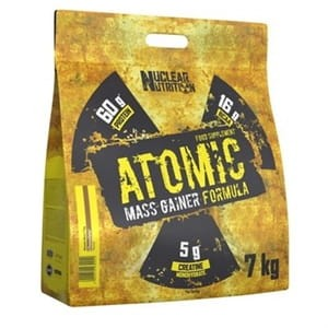 Nuclear Nutrition Atomic Mass 7000g