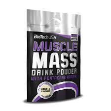 BioTech USA Muscle Mass 4kg