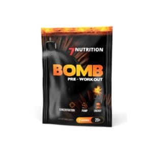 7Nutrition Bomb Pre-Workaut 20g