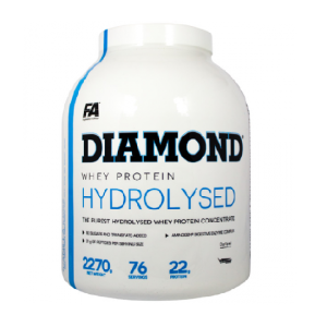 FA Diamond  Hydrolysed Whey 2270g
