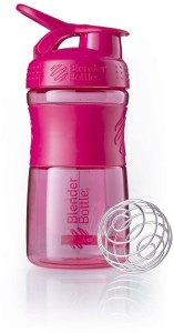 Blender Bottle Sportmixer 500ml pink