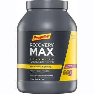 PowerBar Recovery Max 1144g raspberry cooler