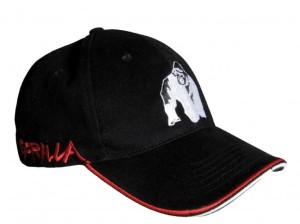 Gorilla Wear Core Cap Black